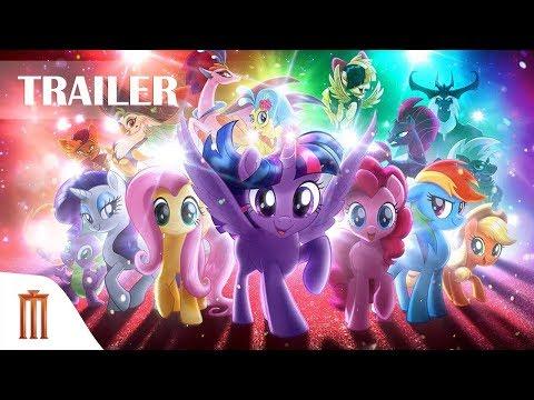 ตัวอย่างหนัง My Little Pony : The Movie (Major Group)