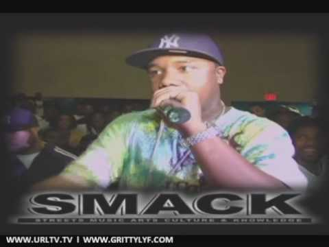 Murda Mook -vs- Young Hot Pt.1 ***Smack Battle***