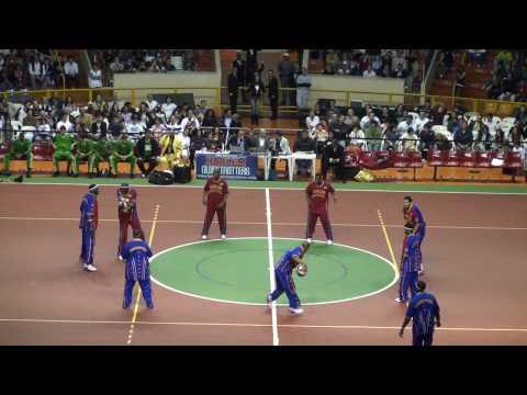 Harlem Globetrotters em São Paulo - part 1/4 [HD 720p]