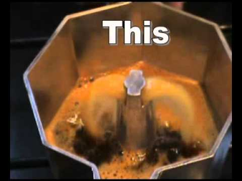 How to use a Bialetti Stovetop Espresso Maker - 6 Cup