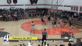 Rochester Boys Basketball vs. Wabash