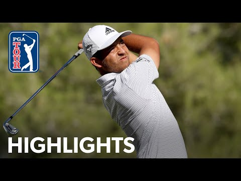 All the best shots from THE CJ CUP 2020