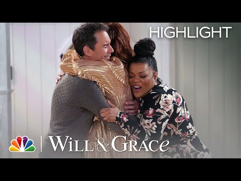 Will and Grace Make a Big Decision - Will & Grace