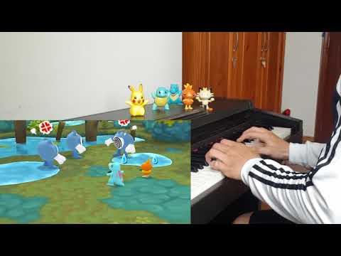 Pokemon Medley - A River Routing To The End | Piano Cover And Arranged By (#TWalu)