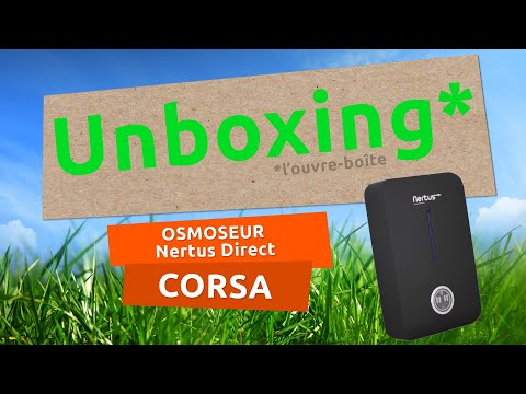 Unboxing Nertus Direct
