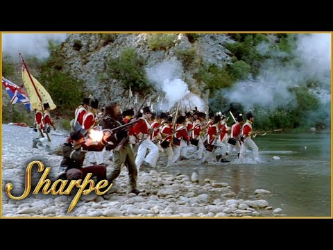 Sharpe Brings Lieutenant Colonel Girdwood Into An Actual Battle | Sharpe