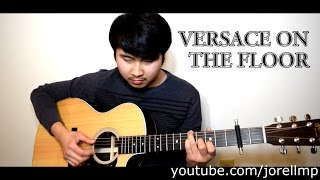 Video Bruno Mars - Versace on The Floor (Fingerstyle cover by Jorell) download in MP3, 3GP, MP4, WEBM, AVI, FLV Februari 2017