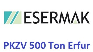 PKZV 500 Ton Erfur