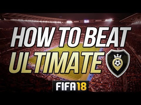 WTF?? How to beat Squad Battles on ULTIMATE!! (With a 10k team!!)