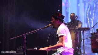 Glenn Fredly - Sekali Ini Saja @ Synchronize Fest 2016 [HD]