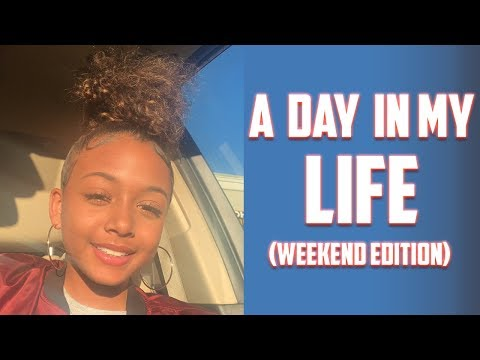A Day In My Life (weekend Edition) | Lexivee03