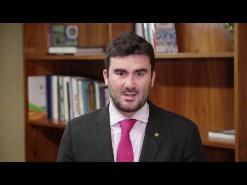 Presidente da Comissão de Educação, Caio Narcio defende obrigatoriedade de psicólogo nas escolas