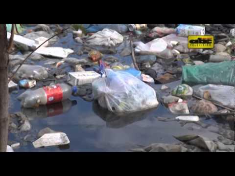 Comuna lanza operativo de limpieza en zonas inundadas