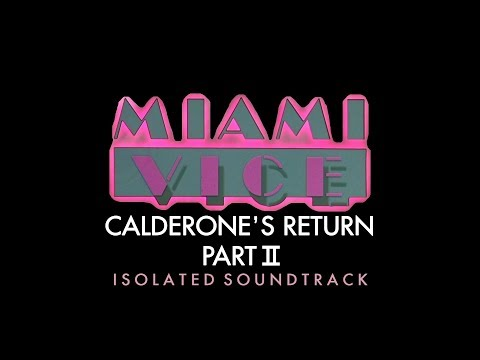 Calderone's Return Part II (1984) - Isolated Soundtrack