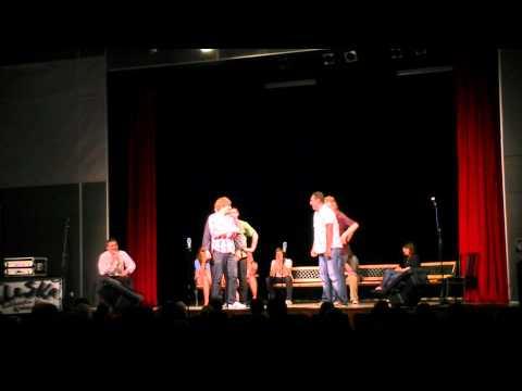 Kabaret Czesuaf - Improwizacja kabaretowa (Alfabet)