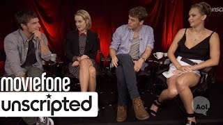 'Hunger Games: Catching Fire' Unscripted Interview | Moviefone