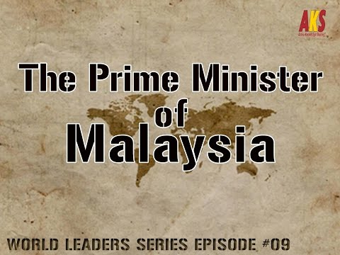 Malaysian Prime Minister list_Abdul Razak is the sixth and current Prime Minister