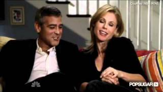 George Clooney In Bed With Modern Family 3558762 YouTube-Mix