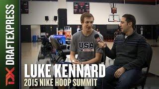 Luke Kennard - 2015 Nike Hoop Summit - DraftExpress Interview