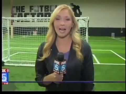 FOX 5 News The Futbol Factory PART 1