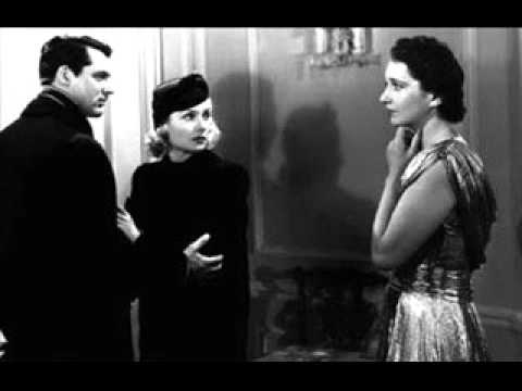 Cary Grant, Kay Francis, & Carole Lombard In In Name Only (Lux Radio Theater 1939) Part 1