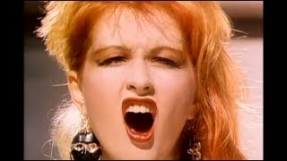 Cyndi Lauper Girls Just Want To Have Fun - new cut