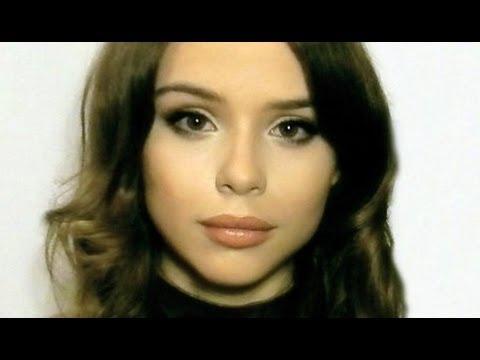 MW Макияж Jessica Alba summer makeup tutorial Вечерний макияж маникюр