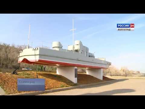 Бронекатер БК-13 принимал участие в обороне Сталинграда