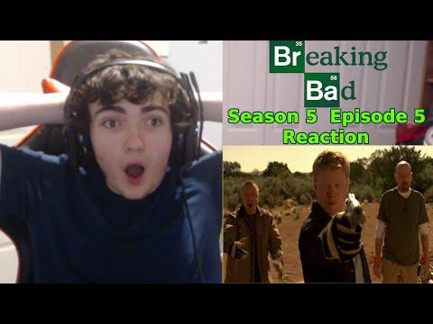 """""""Dead Freight"""" Breaking Bad Season 5 Episode 5 Reaction"""