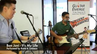 Guitar Emerge - Student Performance 26 Nov 2016 (Part 2)