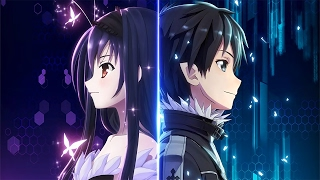 Video Accel World vs Sword Art Online opening Full『Luna Haruna x Kotoko - S×W -soul world-』 MP3, 3GP, MP4, WEBM, AVI, FLV Desember 2017