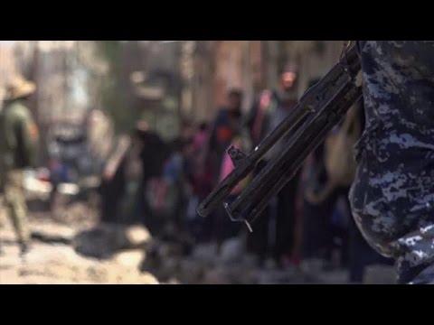 Άμαχοι στο βωμό της μάχης για την κατάληψη της Μοσούλης