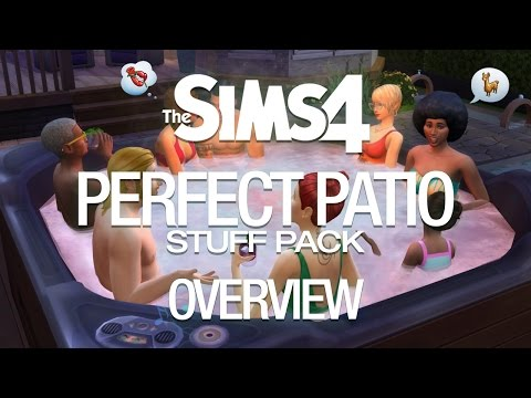 , title : 'The Sims 4 Perfect Patio Stuff Pack - The Review'