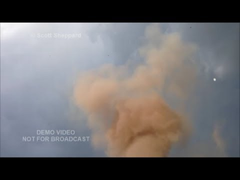 Youtube: Storm Chaser Scott Sheppard Hit by Lightning (Severe Studios)