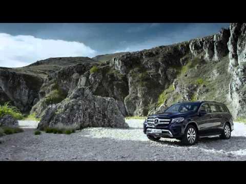 Noul Mercedes-Benz GLS