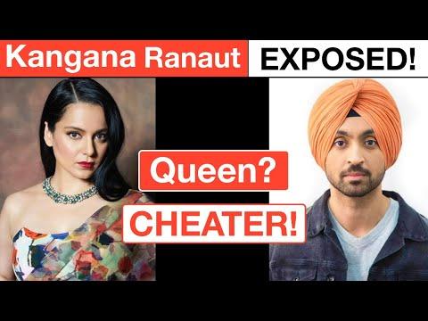 Kangana Ranaut Vs Diljit Dosanjh : The REAL TRUTH | Deeksha Sharma