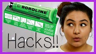 BOROLINE Beauty HACKS!! {Delhi fashion blogger}