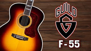 Download Lagu Guild F-55 Review & Demo Mp3