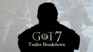 Will Arya become one of Cersei greatest enemies in season 7, I cover that and a lot more in my breakdown of the Game Of Throne Season 7 Trailer like Tyrion, Jaime and Cersei, Jon Little finger and Sansa, Greyjoys Starks and Lannisters!So enjoy this Game of Thrones Season 7 Trailer Breakdown, Trailer Analysis,  Trailer Explained, Trailer Promo, Trailer Review!Free AudioBook:  http://www.audibletrial.com/kingSubscribe: http://bit.ly/1yePWnGTwitter: https://twitter.com/twkingmckayFacebook:  http://bit.ly/1AaOXTHGoogle +: http://bit.ly/1stPJxfPatreon: https://www.patreon.com/kingmckayGame of Thrones is an American fantasy drama television series created by showrunners David Benioff and D. B. Weiss. It is an adaptation of A Song of Ice and Fire, George R. R. Martin's series of fantasy novels, the first of which is titled A Game of Thrones. It is filmed in a Belfast studio and on location elsewhere in Croatia, Iceland, Malta, Morocco, Northern Ireland, Spain, Scotland, and the United States, and premiered on HBO in the United States on April 17, 2011. The series has been renewed for a sixth season, which will premiere on April 24, 2016FAIR USE NOTICEThis video may contain copyrighted material; the use of which has not been specifically authorized by the copyright owner. We are making such material available for the purposes of criticism, comment, review and news reporting which constitute the 'fair use' of any such copyrighted material as provided in the NZ Copyright Act 1994. Notwithstanding the provisions of the 42 section, the fair use of a copyrighted work for purposes such as criticism, comment, review and news reporting is not an infringement of copyright.