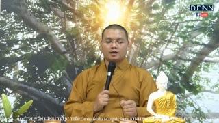 TRUYỀN HÌNH TRỰC TIẾP: Maha Mangala Sutta  KINH ĐẠI HẠNH PHÚC - ĐĐ. Thích Quảng Tịnh Tại