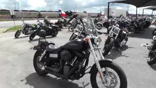 6. 316884 - 2011 Harley Davidson Dyna Street Bob FXDB - Used Motorcycle For Sale