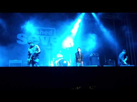 Shed Seven – Disco Down at Bingley Music Live Fest