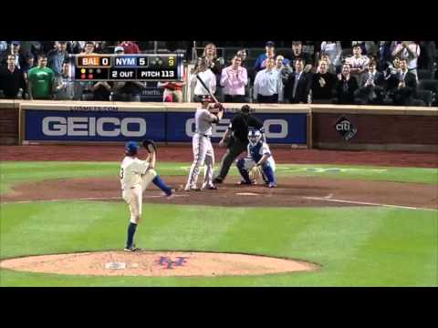 dickey - Highlights from R.A Dickeys 2012 season. He won the Cy Young and led the N.L in strikeouts Song 1 - Chiddy Bang - Opposite of Adults 2 Stan Walker - Light It...