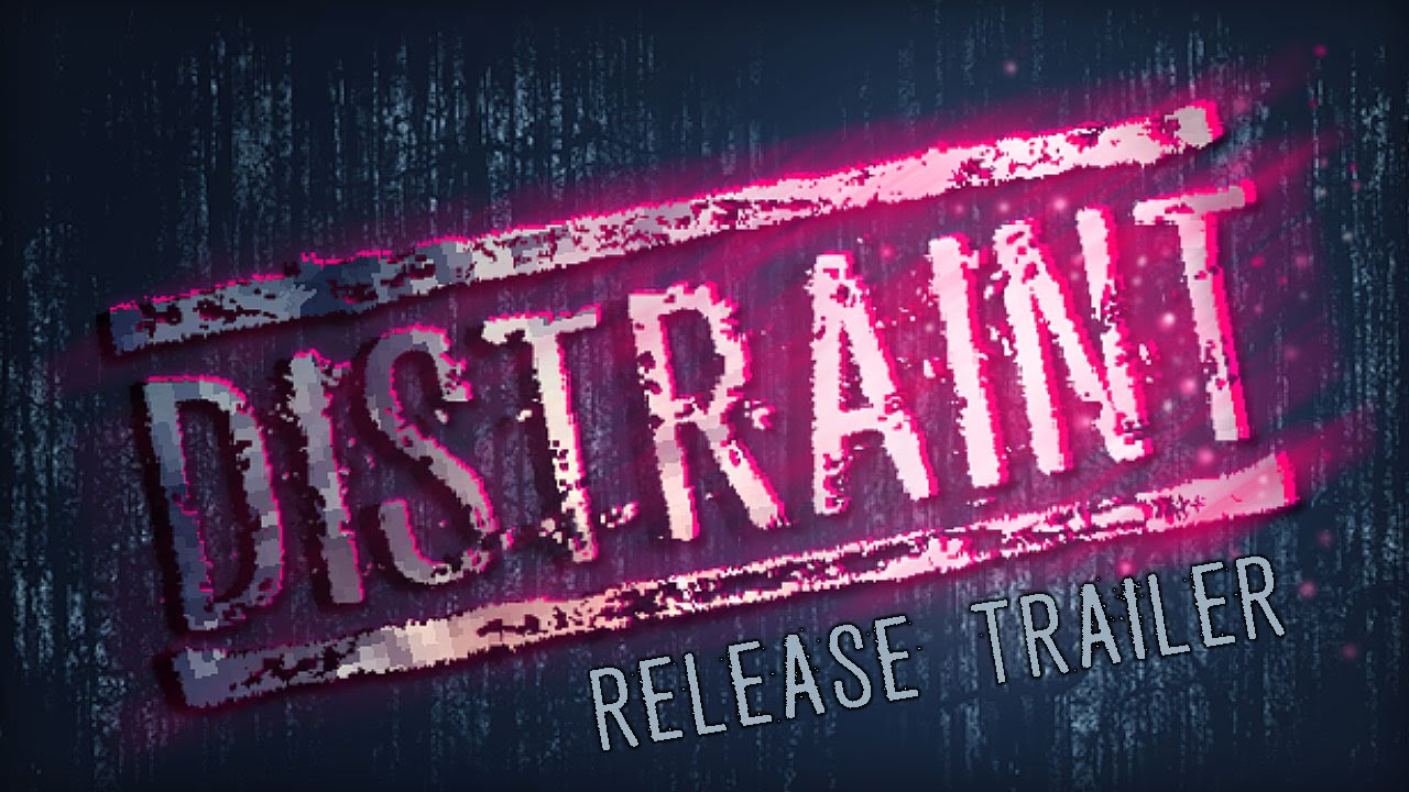 photo image Indie Psychological Horror Game 'DISTRAINT' Arrives on iOS