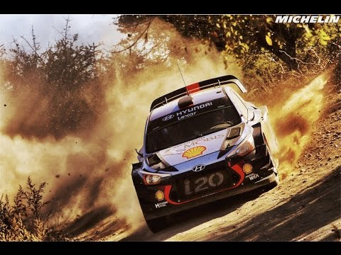 Top moment Day 2 - 2017 WRC Rally Argentina - Michelin Motorsport