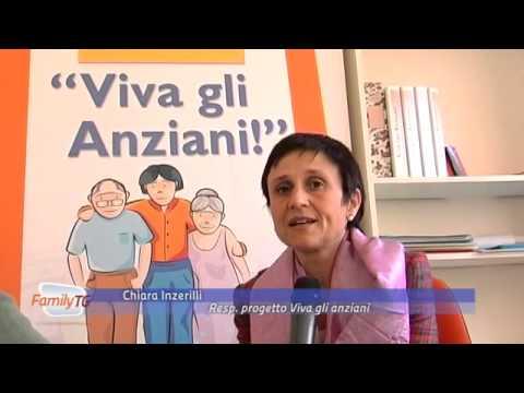 Family Tg 25/04/2013 – Anziani soli: un progetto in loro aiuto dalla Comunità S. Egidio