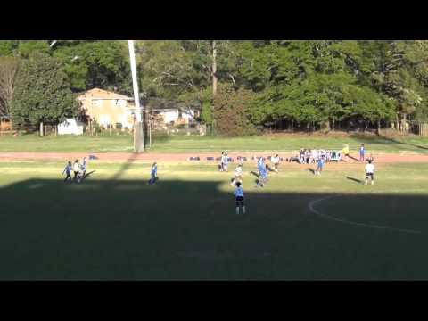Chamblee Bulldogs Varsity Girls Goal Highlight vs. Arabia Mountain - 3/29/16