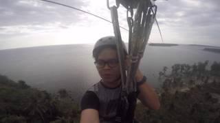 Sablayan Philippines  city photos : Sablayan, Occ. Mindoro Zipline Adventure 2016 (Longest in Philippines)