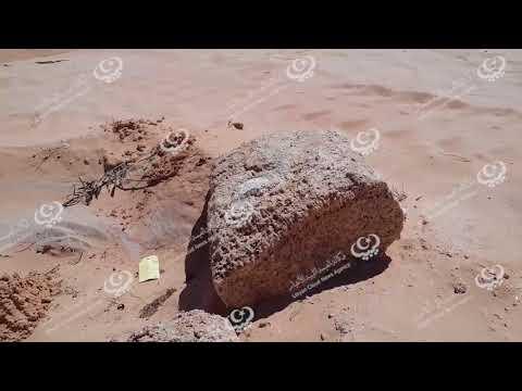 أكتشاف مقبرة تاريخية في زوارة
