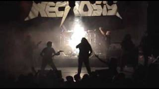 NECROSIS - Killing Engines live - Chargola DVD
